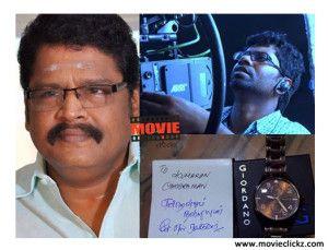 Thanga Magan cinematographer impresses K S Ravikumar