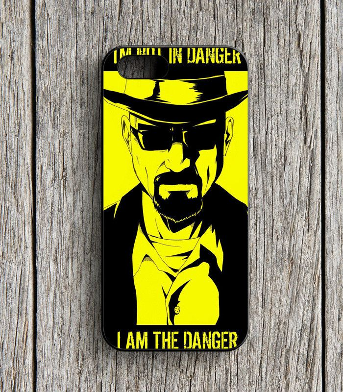Breaking Bad I Am Not In Danger iPhone 5 | 5S Case