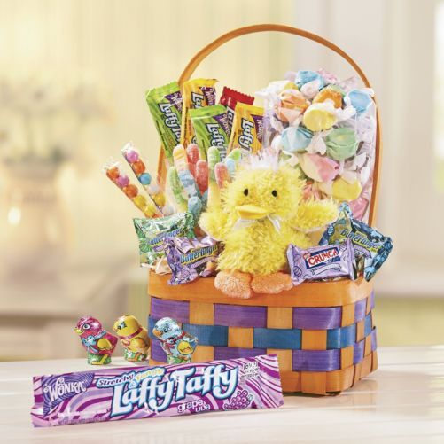 8 best easter baskets images on pinterest easter baskets desert chickadee easter gift basket from the swiss colony our furry little ball of fun has negle Gallery
