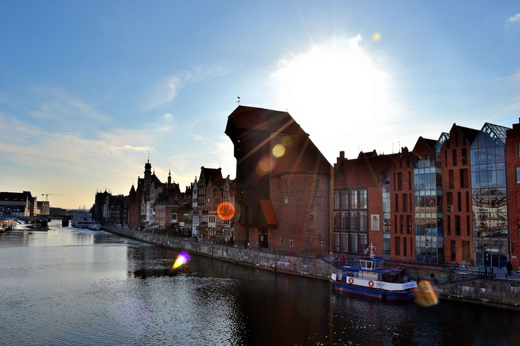 #Gdansk Long seashore | photo: Krzysztof Jach
