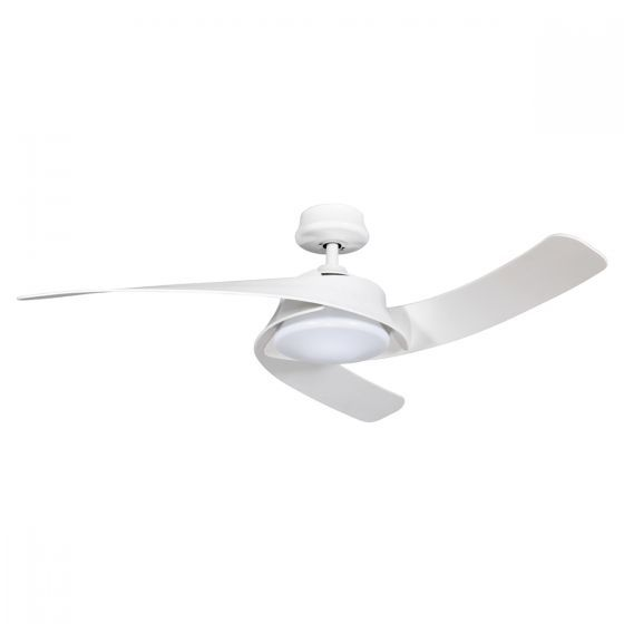 "Mercator Monterey 52"" DC Ceiling Fan with 18W LED Light & Remote"
