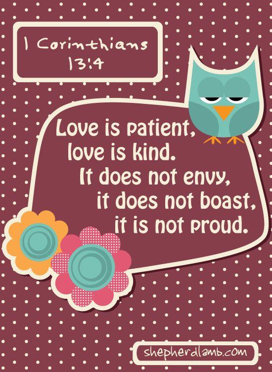 Love is http://shepherdlambcards.com/ Christian eCards