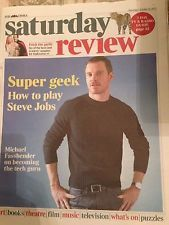 Michael Fassbender: Saturday Review