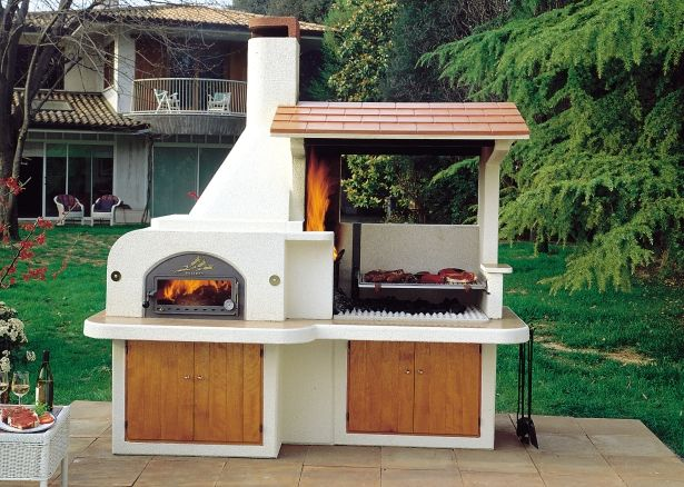 Tipos de barbacoa para tu jard n barbacoa and patio - Chimeneas sirvent ...