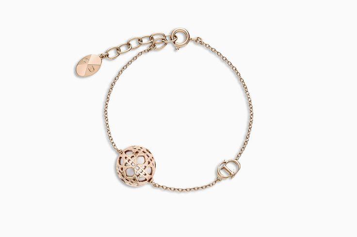 secret cannage bracelet - Dior