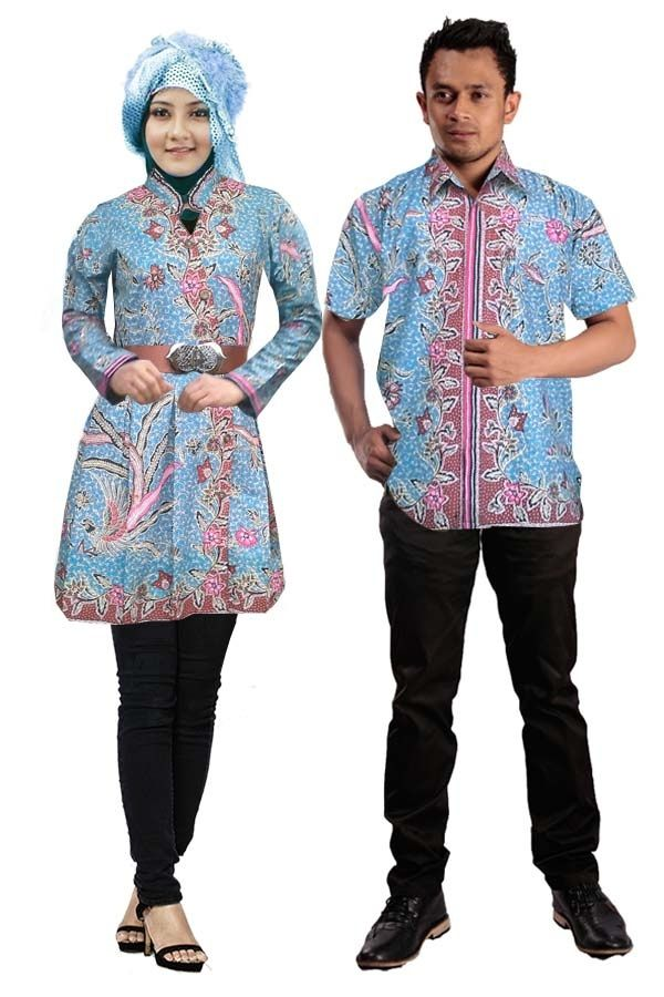 baju couple muslim favorit pasangan muda