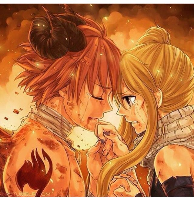 Fairy tail natsu et lucy fairy tail fairy tail fairy tail lucy fairy - Fairy tail lucy et natsu ...