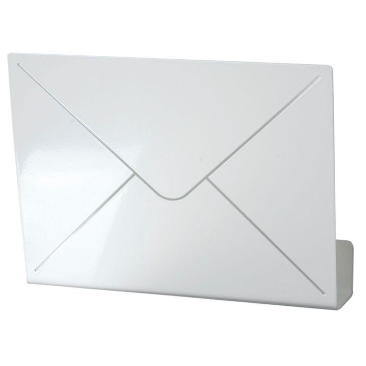 Letter Hylde, Hvid Metal, Maze