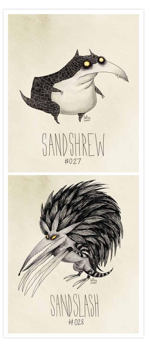 foto de 134 best 「Tim Burton Pokemon」 images on Pinterest