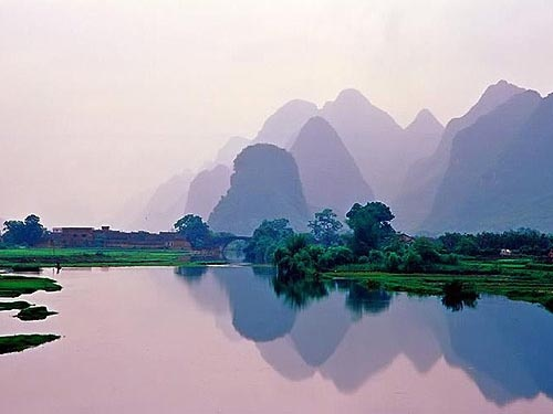 Guillin, China. Amazing place to go.