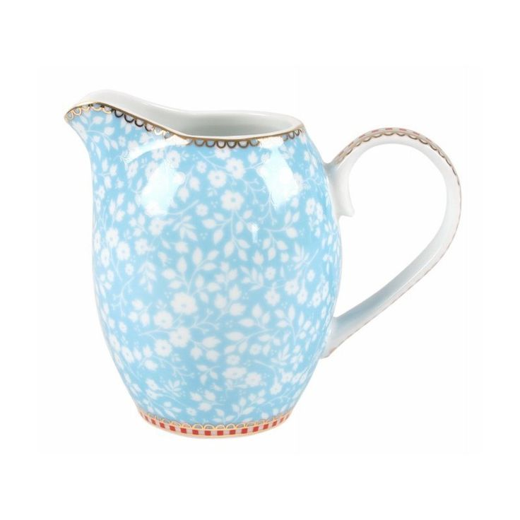 In stock at Gifts and Collectables online is the Pip Studio Small Blue Floral Jug - we offer great service and same day dispatch on orders placed before 3pm