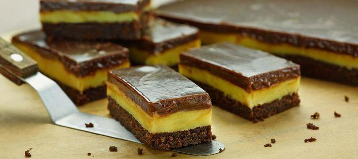 Chocolate Ripple Caramel Slice | Arnott's Australia