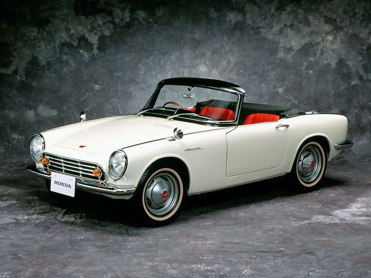 1963-64 Honda S500 | Honda | classic cars | Honda photos. Find more about it here - http://goo.gl/9d4Vwx