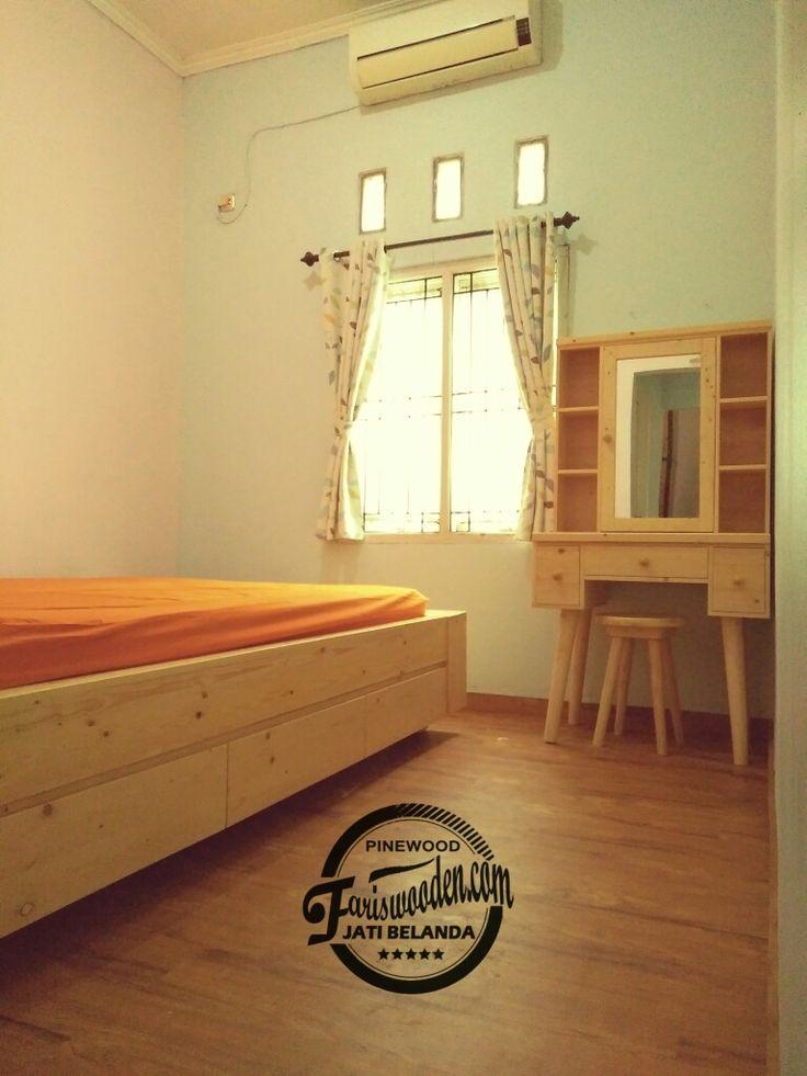 Bedroom Set Jati Belanda