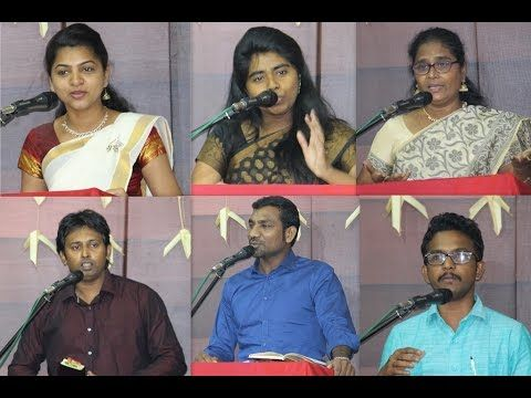 {Blogl Tamil Christian Debate | Supremacy of Faith between Men and Women