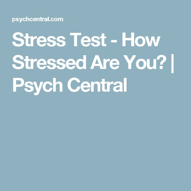 Stress Test Code: 25+ Best Ideas About Stress Tests On Pinterest