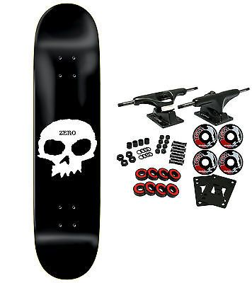 Skateboards-Complete 16264: Zero Skateboard Complete Single Skull 8.0 -> BUY IT NOW ONLY: $65.95 on eBay!