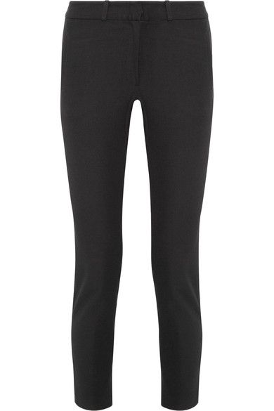JOSEPH New Elliston Stretch-Gabardine Skinny Pants. #joseph #cloth #pants