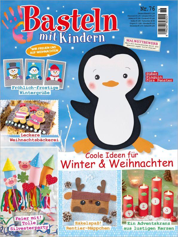 Basteln Mit Kindern Nr 67 Bastelideen Fur Die Weihnachtszeit Fur