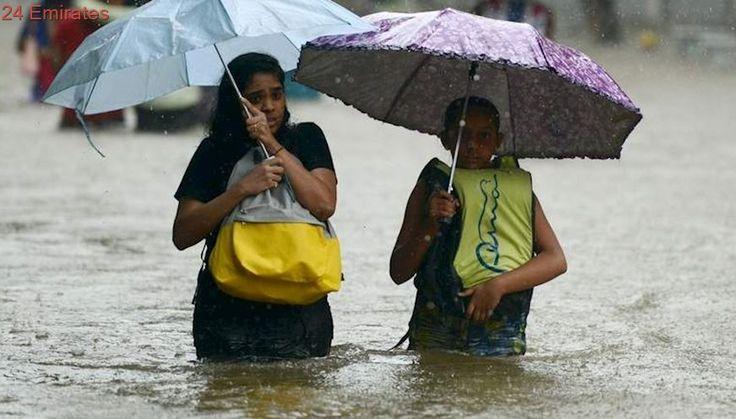 15 killed in Mumbai flood fury