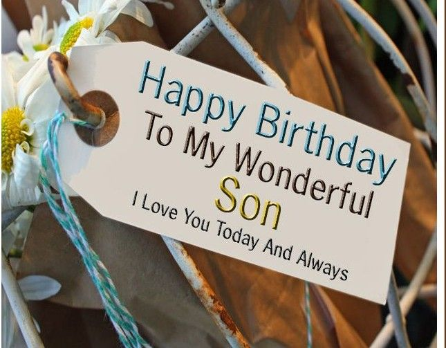 Collection - Birthday Wishes for Son  #Birthday, #Son, #Wishes http://sayingimages.com/birthday-wishes-for-son/