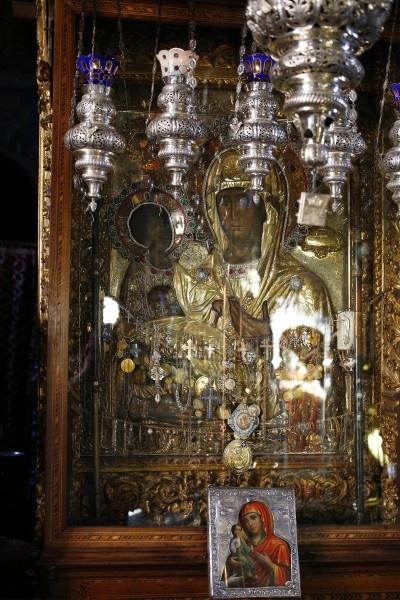 Miraculous Icon of the All Holy Theotokos