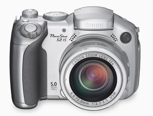 Canon PowerShot S2 IS Review