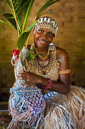 Solomon Islands People