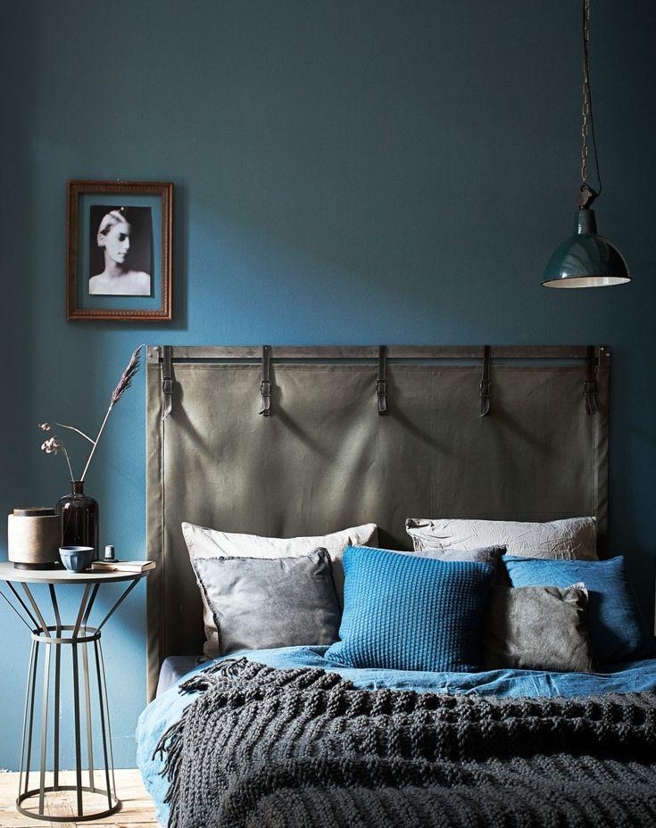 Oltre 25 fantastiche idee su Parete dietro il letto su Pinterest  Pareti in ...