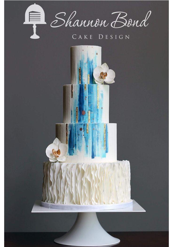 483 best Fleurs Cake design images on Pinterest Biscuits Cake