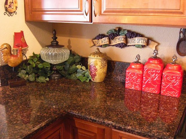Cute kitchen decor for the home pinterest - Cute kitchen decorating themes ...