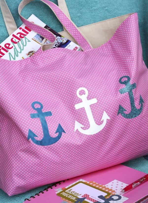 Tuto : Réaliser un sac de plage