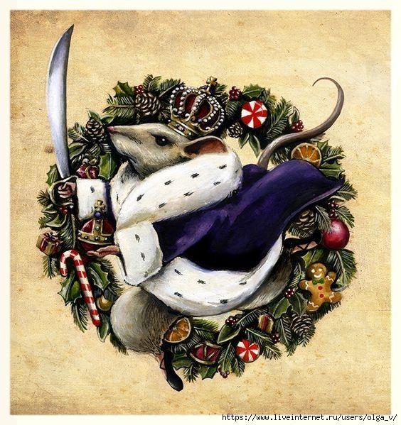 воздух открытка мышиный король такую красавицу имени