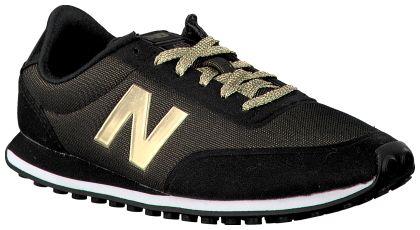 Zwarte New Balance Sneakers WL410 DAMES
