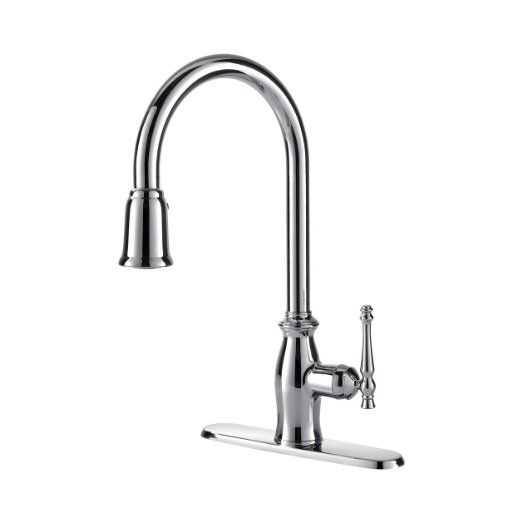 Ultra Faucets UF13400 Transitional Collection Single