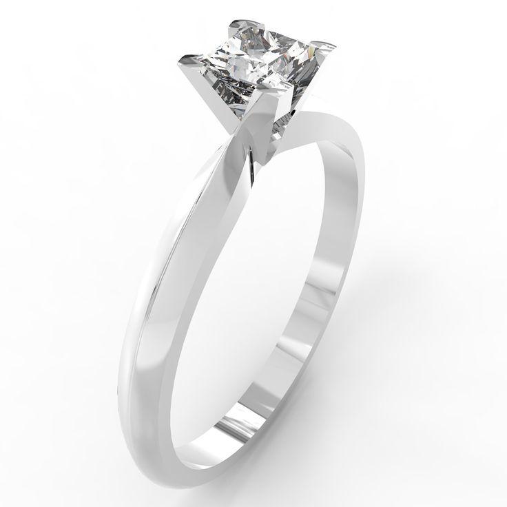 Inel cu diamant Ada