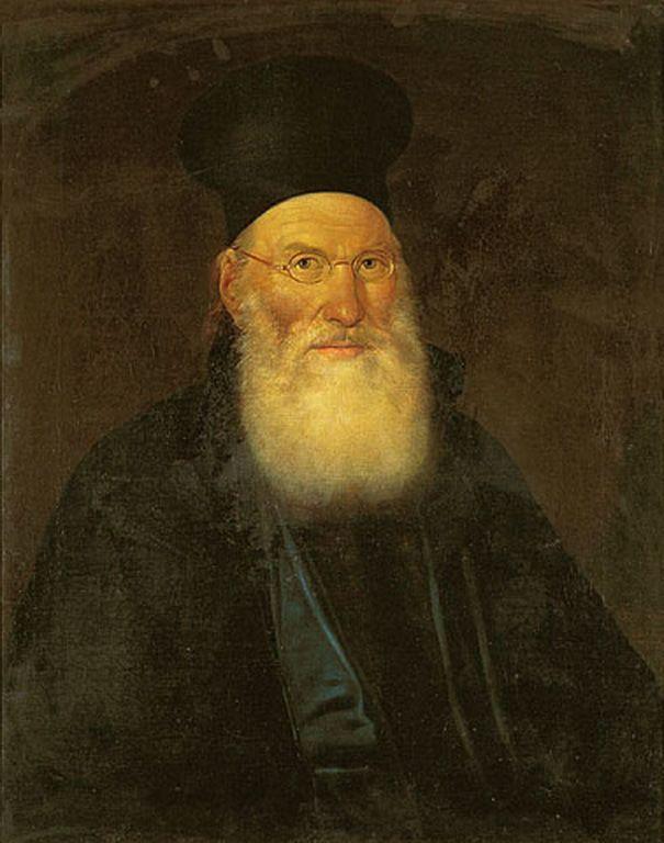 Τσόκος Διονύσιος – Dionysios Tsokos [1820-1862] Θεόκλητος Φαρμακίδης 1858