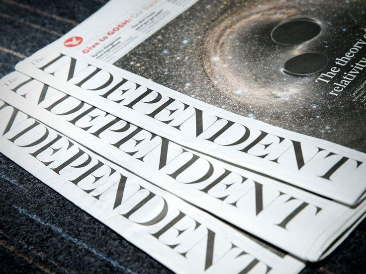 The Independent is the first National newspaper in the United Kingdom to go completely digital