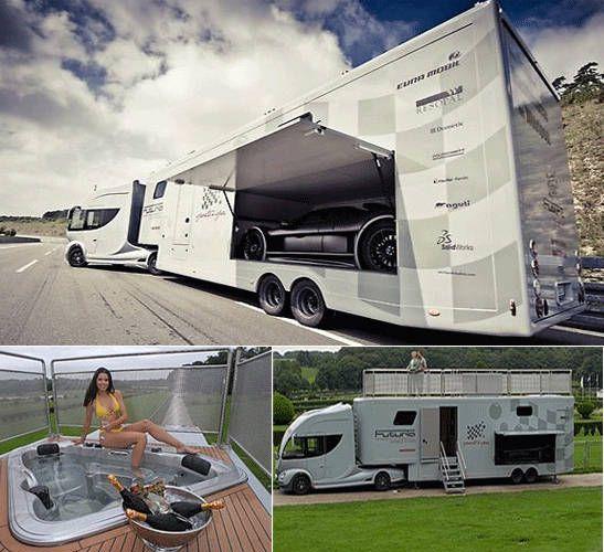 Luxurious Motorhomes Interior   ... 1227 post subject futuria luxury motorhome futuria luxury motorhome