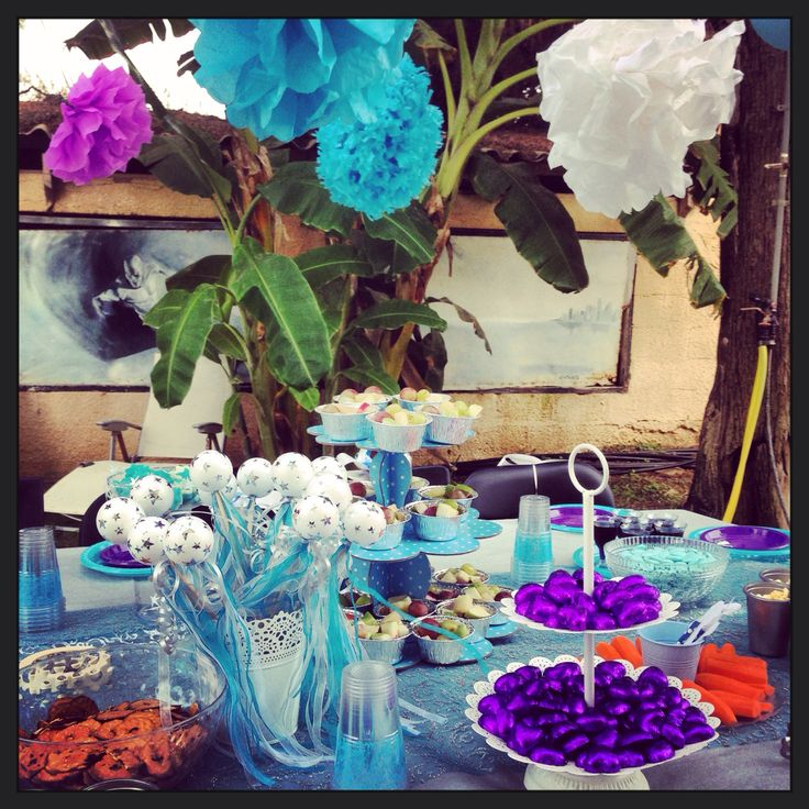 Table decor party