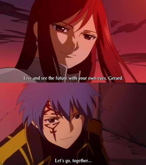 17 Best images about Fairy tail: Jellal and Erza on ...