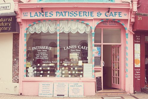 #Patisserie #french #pink