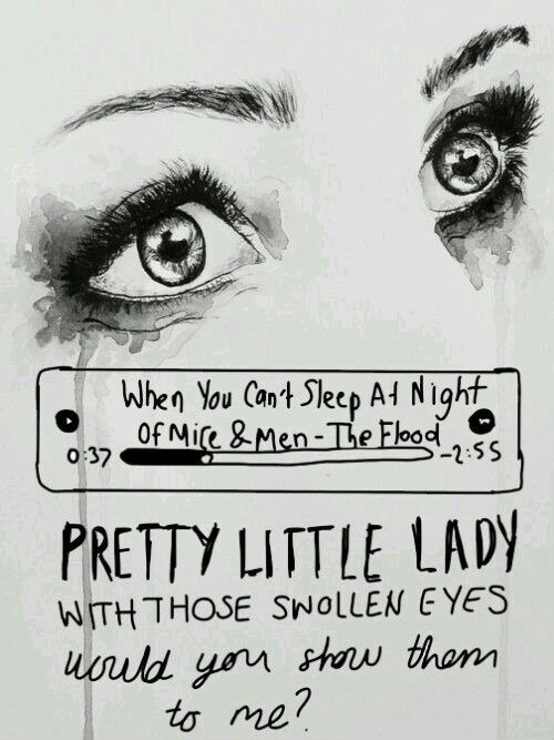 Of Mice & Men- When You Can't Sleep At Night