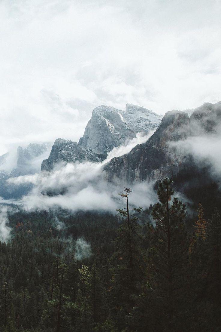 Yosemite National Park // Bryan Daugherty