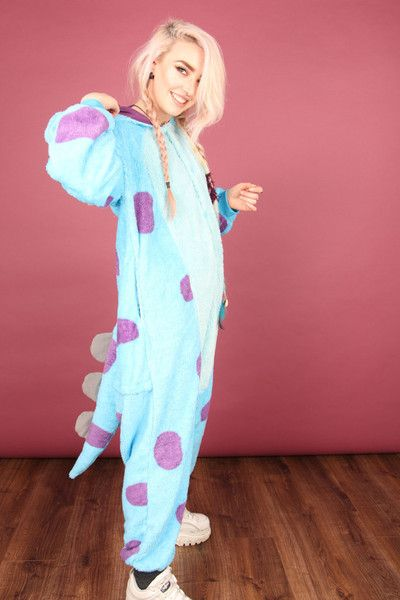 Monster Sully Onesie | Onesieful