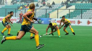 A goal from Jake Whetton in the final minute of the Kookaburras' opening match at the Hero Hockey World League Finals, as the Australia beat...