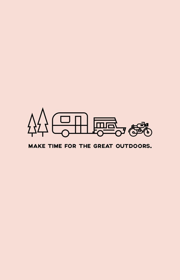 Great Outdoors print