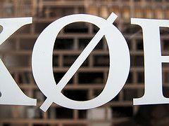 Does this help? (Kim Yokota) Tags: copenhagen denmark o letter scandinavia letterform kbenhavn  windowsignage