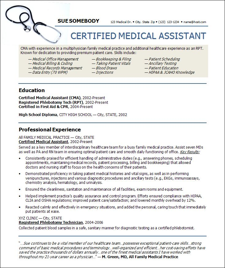 The 25+ best Medical assistant cover letter ideas on Pinterest - medical coding resume sample