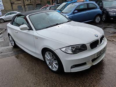 BMW 118 2.0 i M Sport CONVERTIBLE - 2010 10-REG - FULL 12 MONTHS MOT: £5,990.00 End Date: Friday Feb-23-2018 16:21:46 GMT Add to watch list